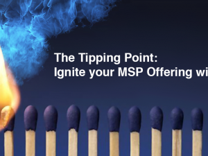 ServiceControl at Microsoft WPC 2016: A Tipping Point Event!