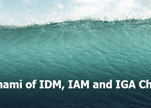 Surviving the Tsunami of IDM, IAM and IGA Challenges – Recommendations from Gartner Identity Summit, London 2017