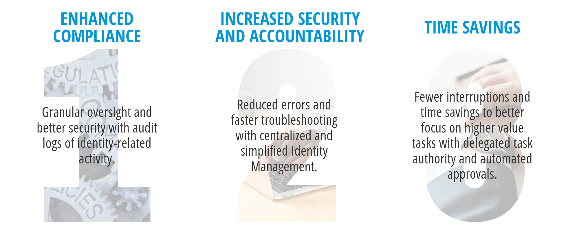 Security & Compliance Manager   Why Identity Maestro